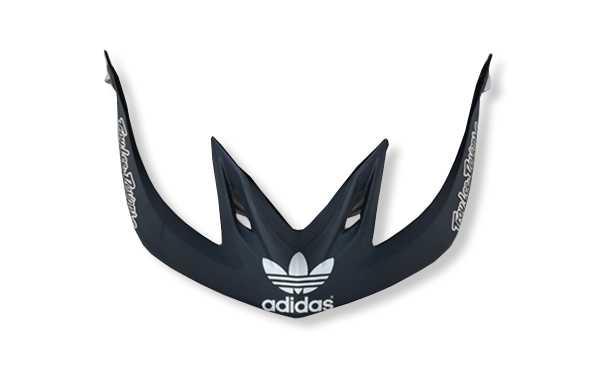 Skærm Troy Lee Designs A2 LTD Edition Adidas Team blå | helmets_other_clothes
