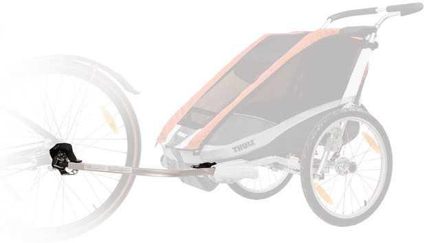 Cykelkit Thule Chinook Dragstång