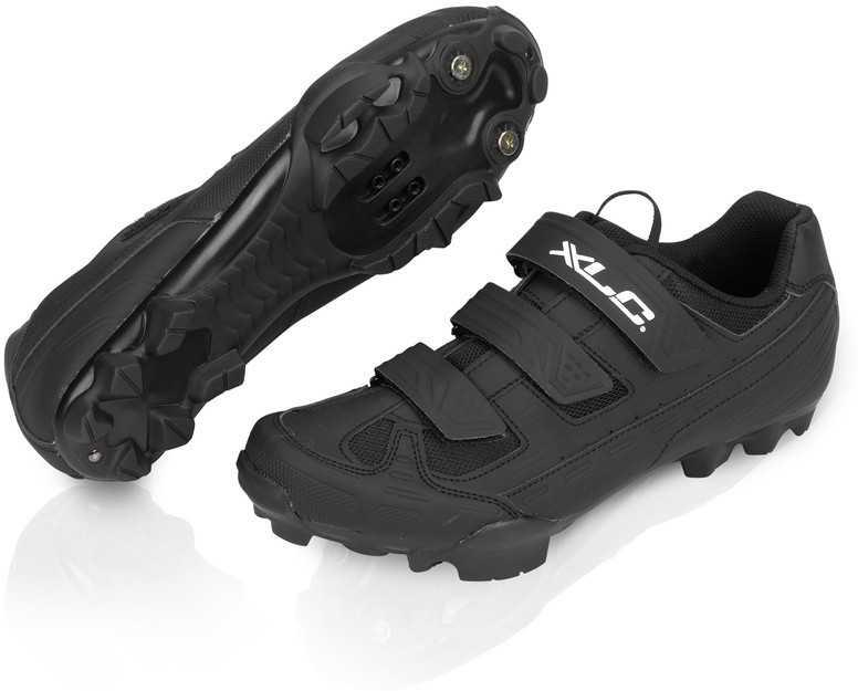 Skor XLC CB-M06 svart | Shoes and overlays