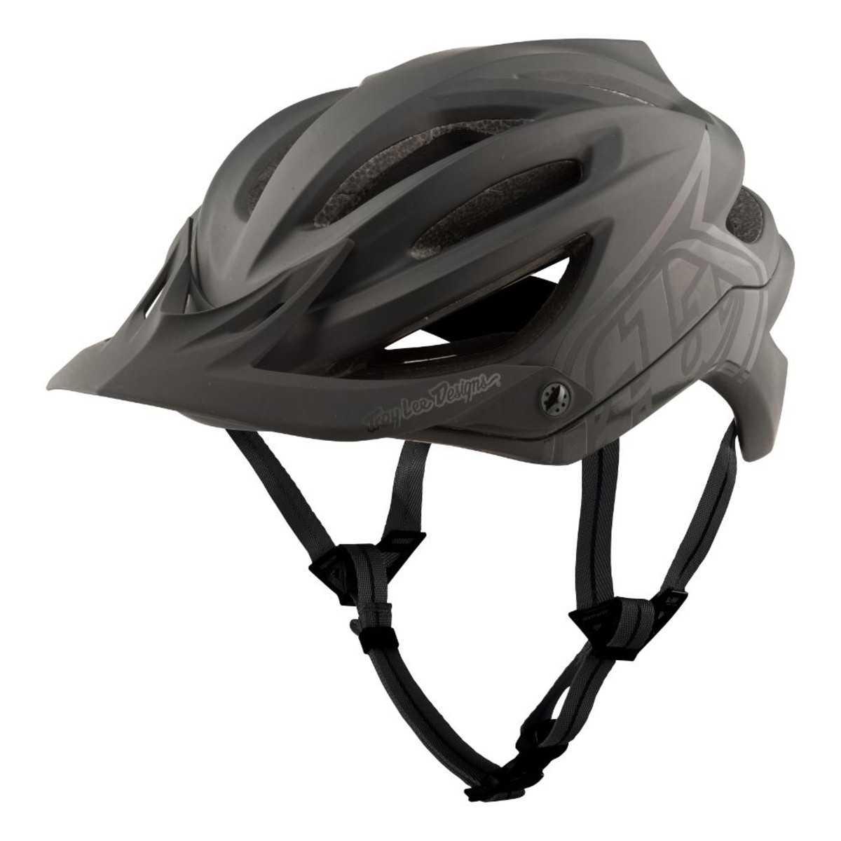 Hjelm Troy Lee Designs A2 Decoy MIPS sort | Helmets
