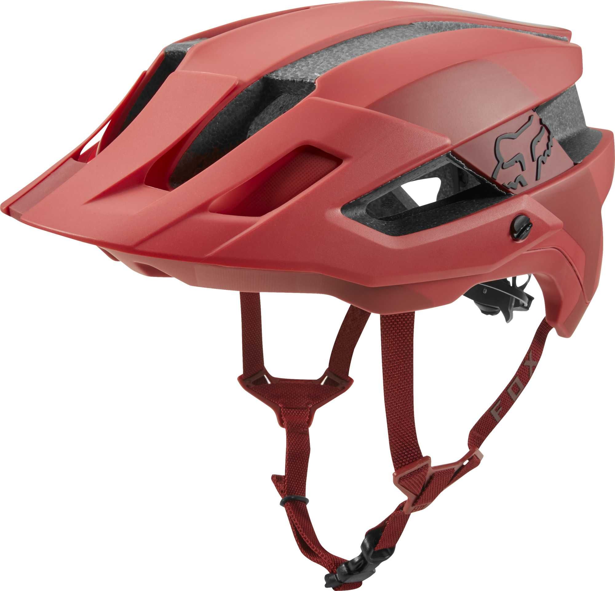 Hjälm Fox Flux MIPS Conduit röd 50-55 cm
