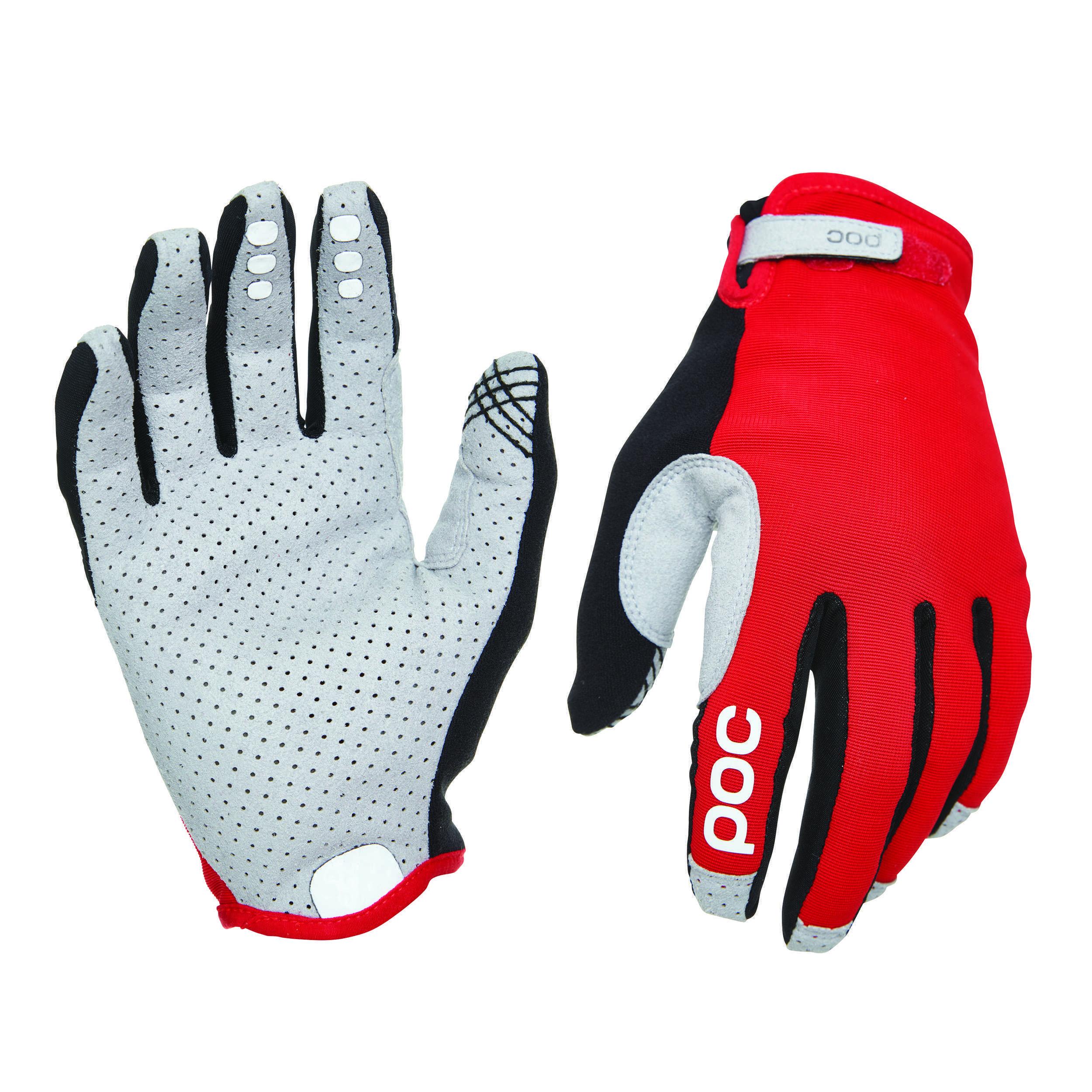 Handsker POC Resistance Enduro Adjustable rød | Gloves