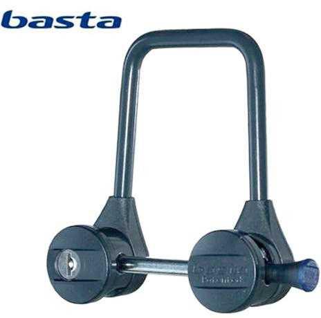 RAMMEMELÅS BASTA CLICK III MTB | Bike locks