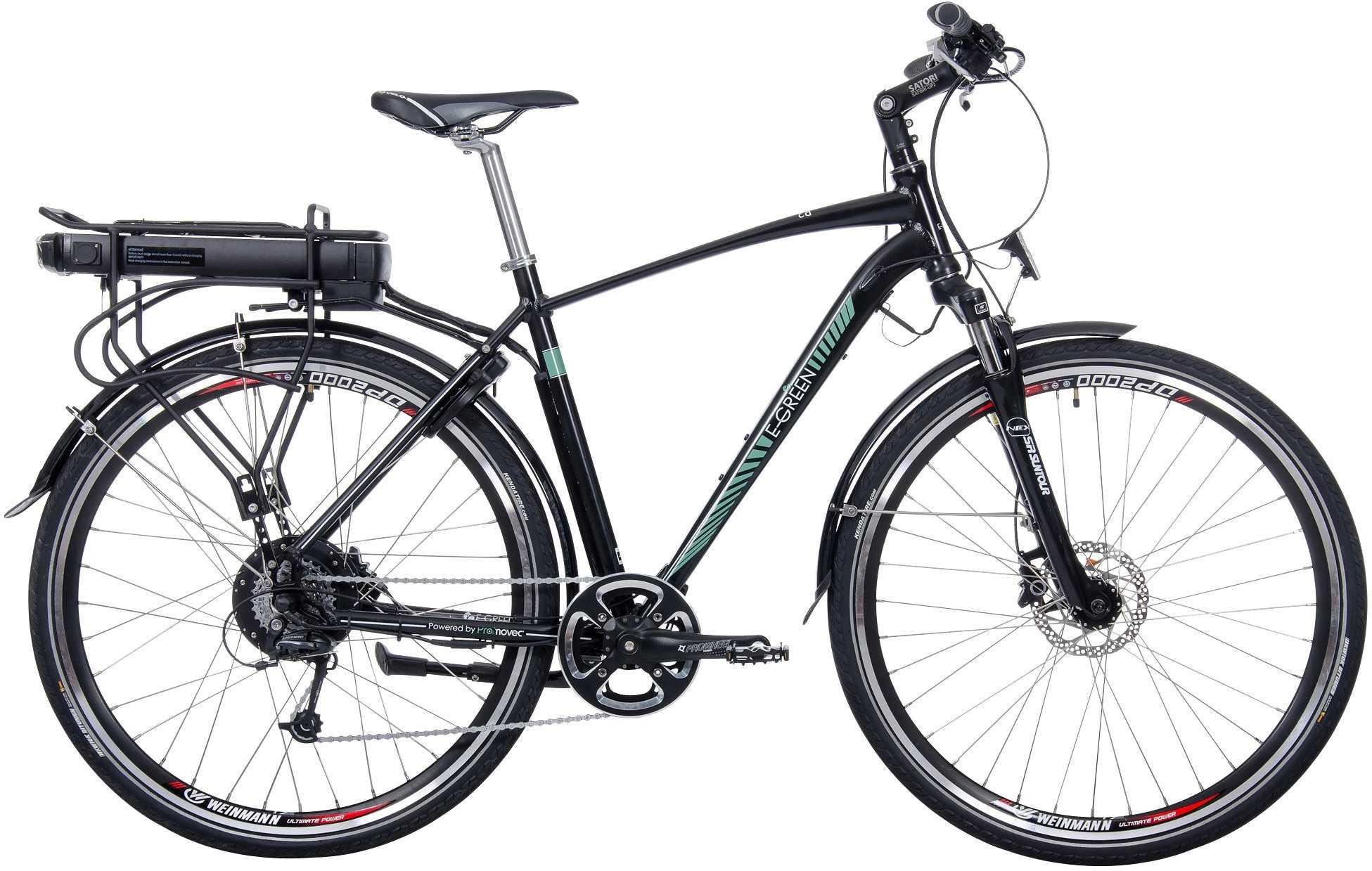 E-Green P2 Hybrid Gent 51 cm