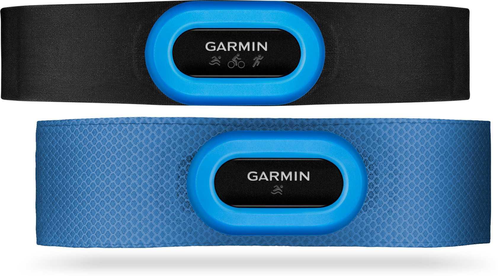 Pulsbånd Garmin HRM-Tri og HRM-Swim | Heart rate monitors