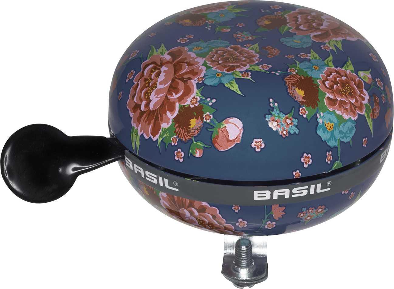 Ringklocka Basil Bloom Big Bell Indigo/blåblommig