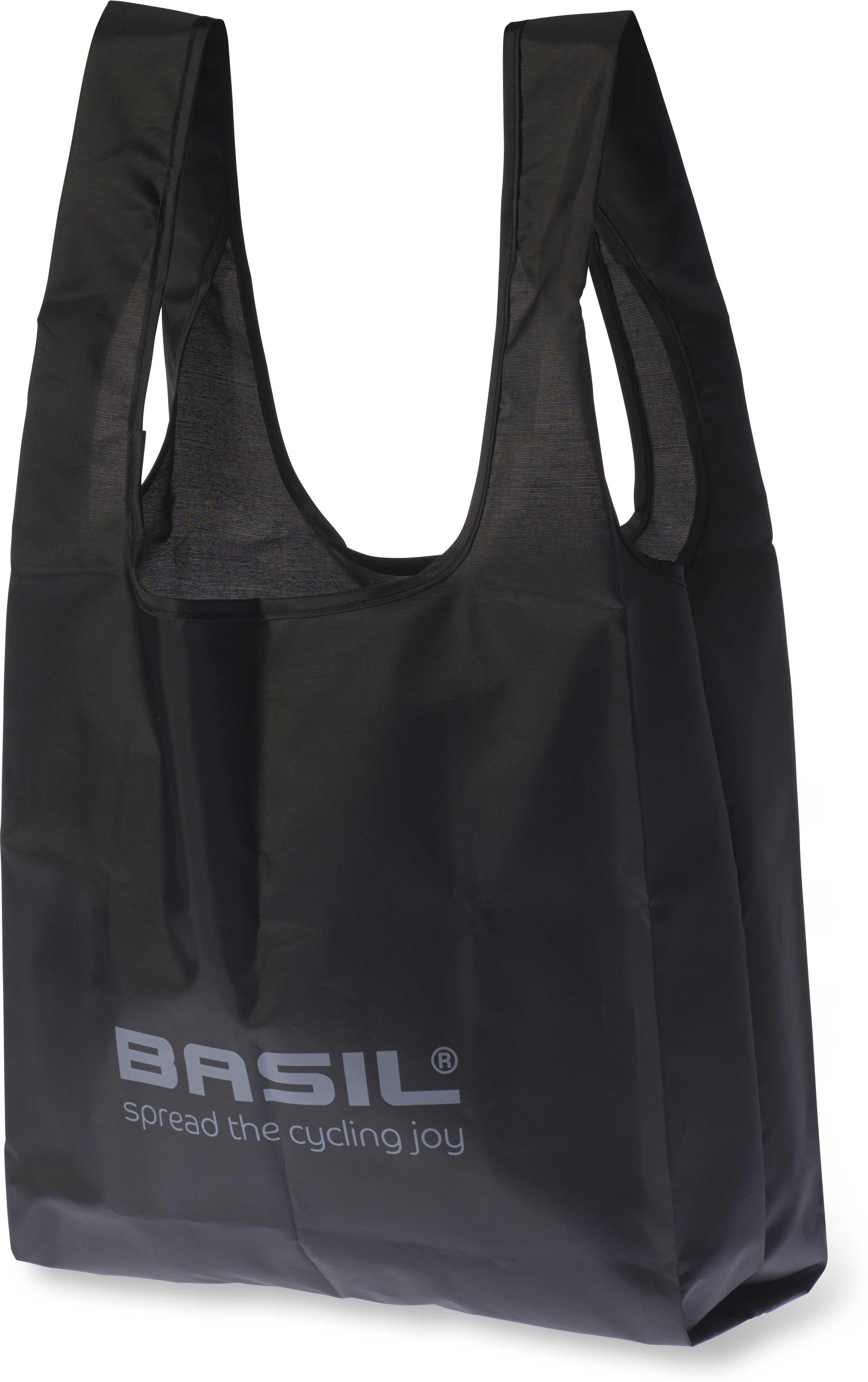 Shoppingkasse Basil för Icon/Bold svart