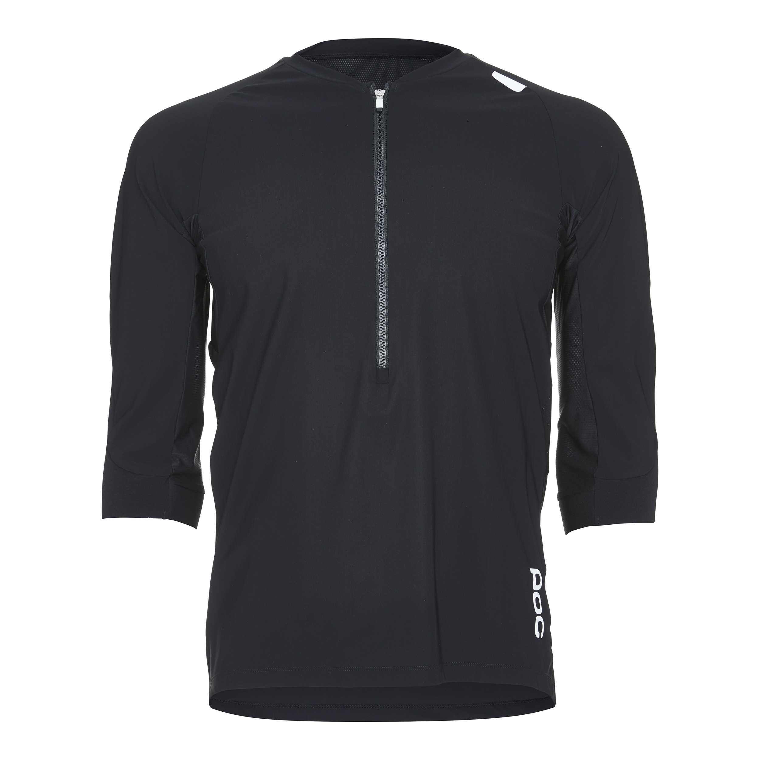 Trøje POC Resistance Enduro 3/4 sort | Jerseys