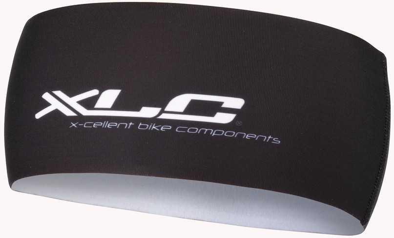 Pannband XLC BH-H01 svart one-size | Headwear