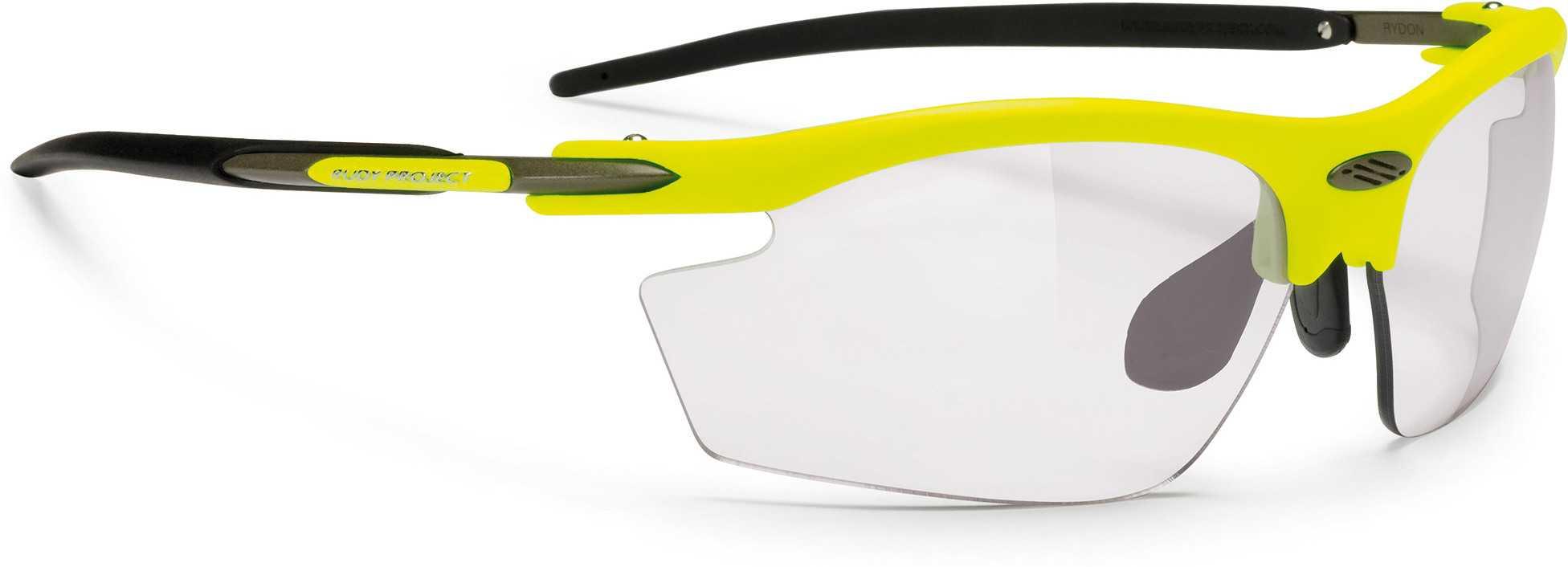 c43a42755ca9 Cykelglasögon Rudy Project Rydon yellow fotokromatisk fluo black