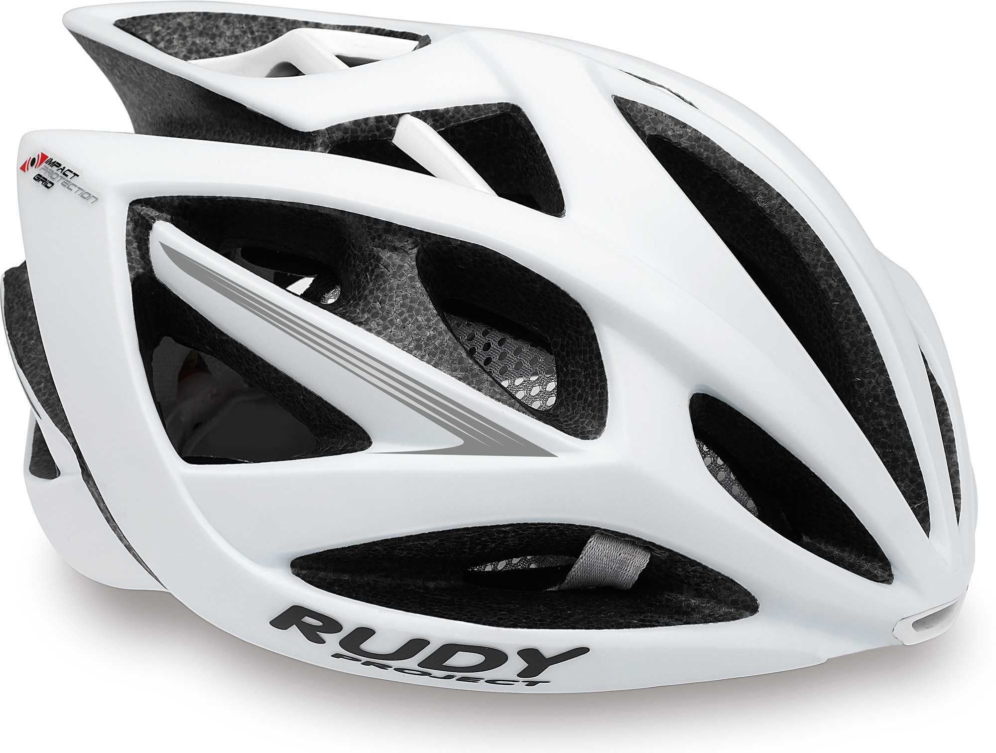 Hjelm Rudy Project Airstorm mat hvid | Helmets