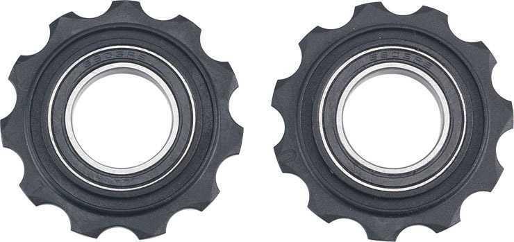 PULLEYHJUL BBB ROLLERBOYS SRAM 11T SORT 1 PAR | Pulley wheels