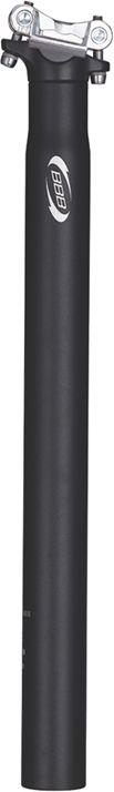 Sadelstolpe BBB Skyscraper 30.0 x 400 mm svart | Seat posts