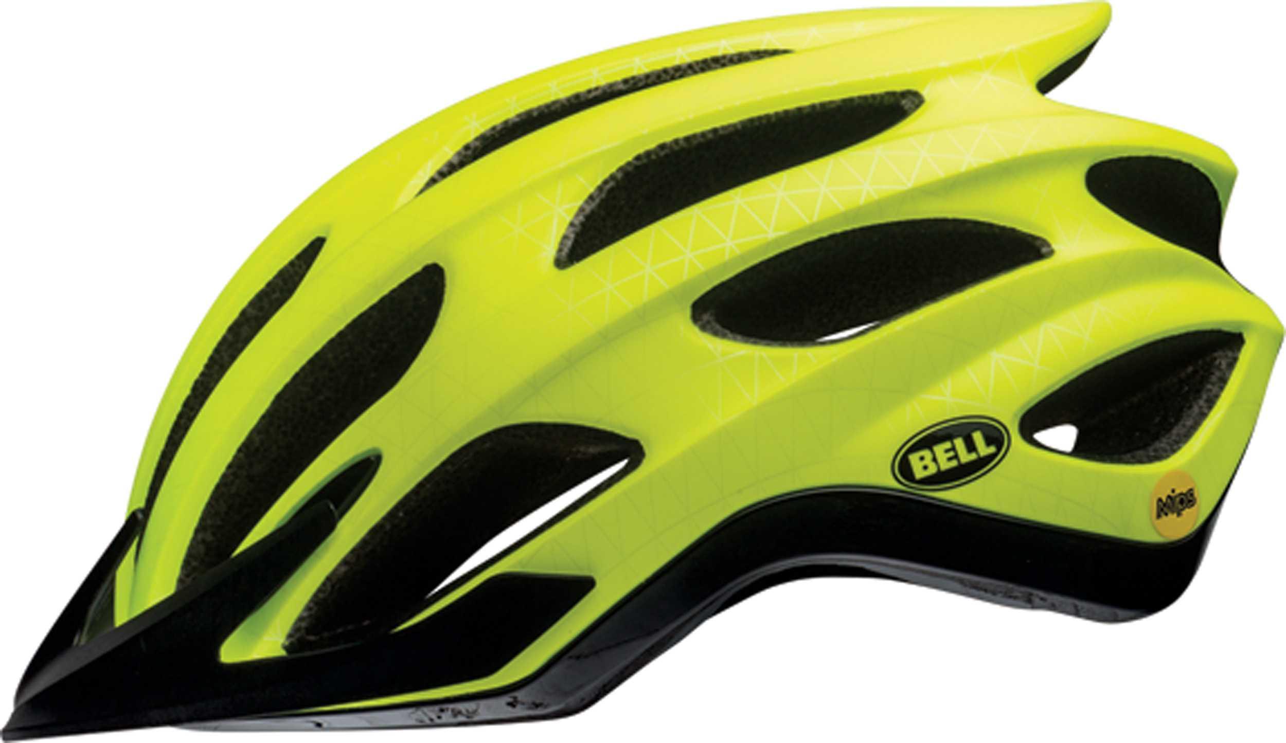 Hjelm Bell Drifter MIPS grå/grøn | Helmets