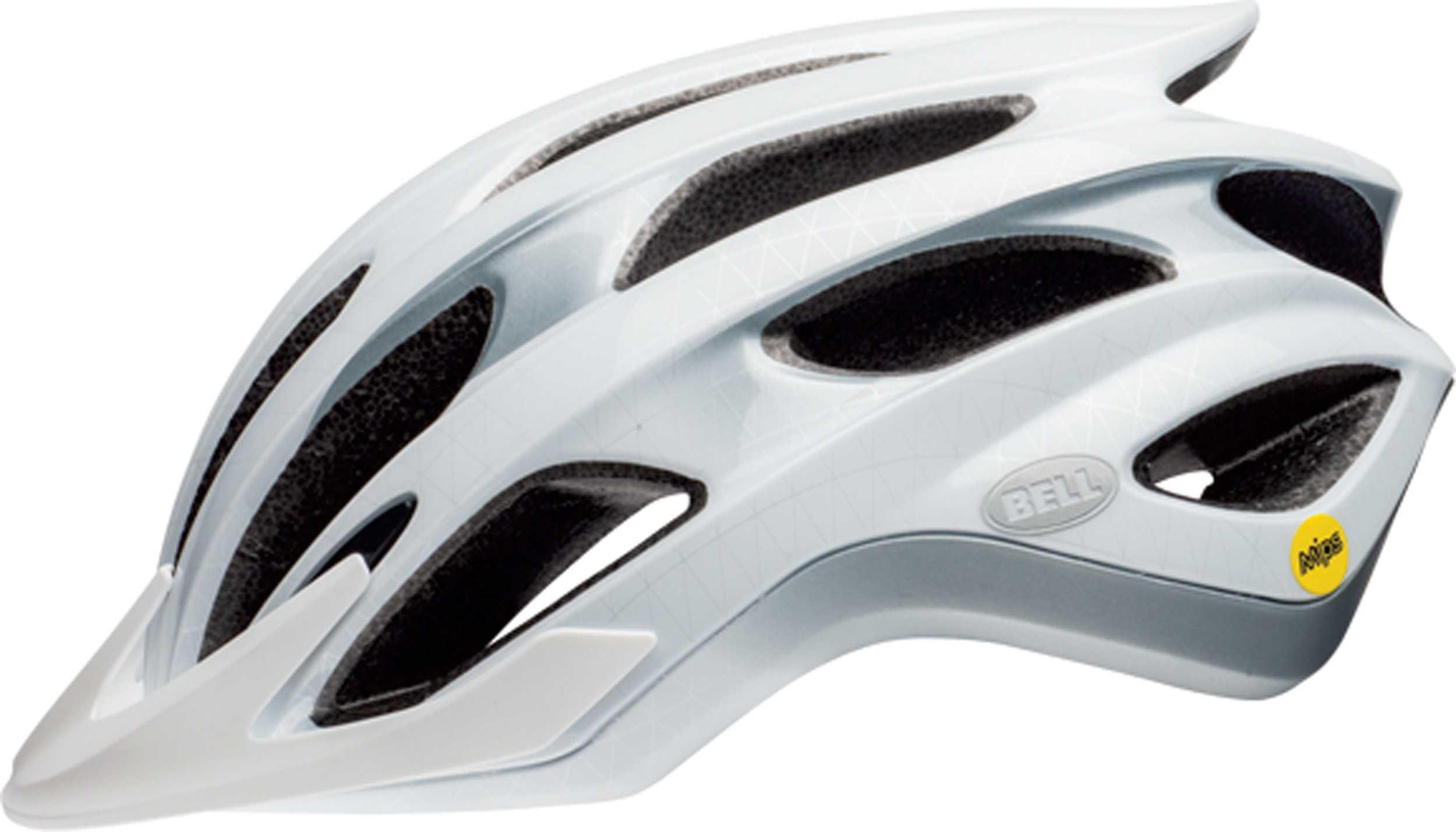 Bell Drifter MIPS Helmet - matte/gloss silver/light+dark gray | Helmets