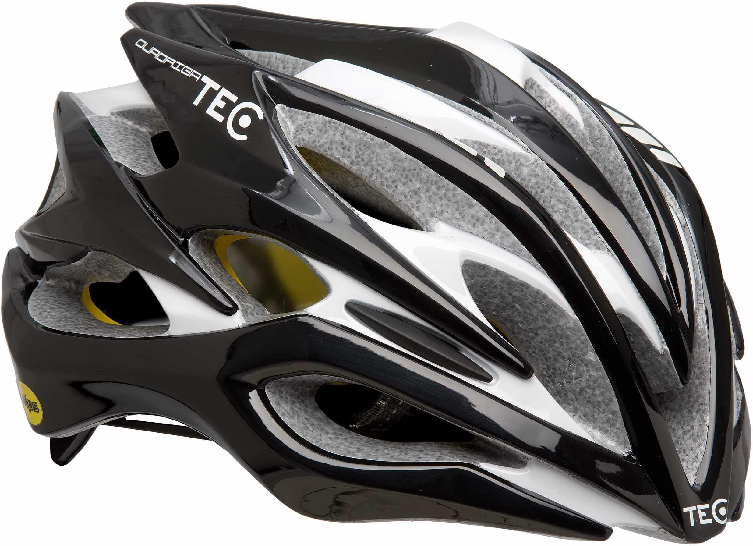 Hjelm TEC Quadriga EV1 sort | Hjelme