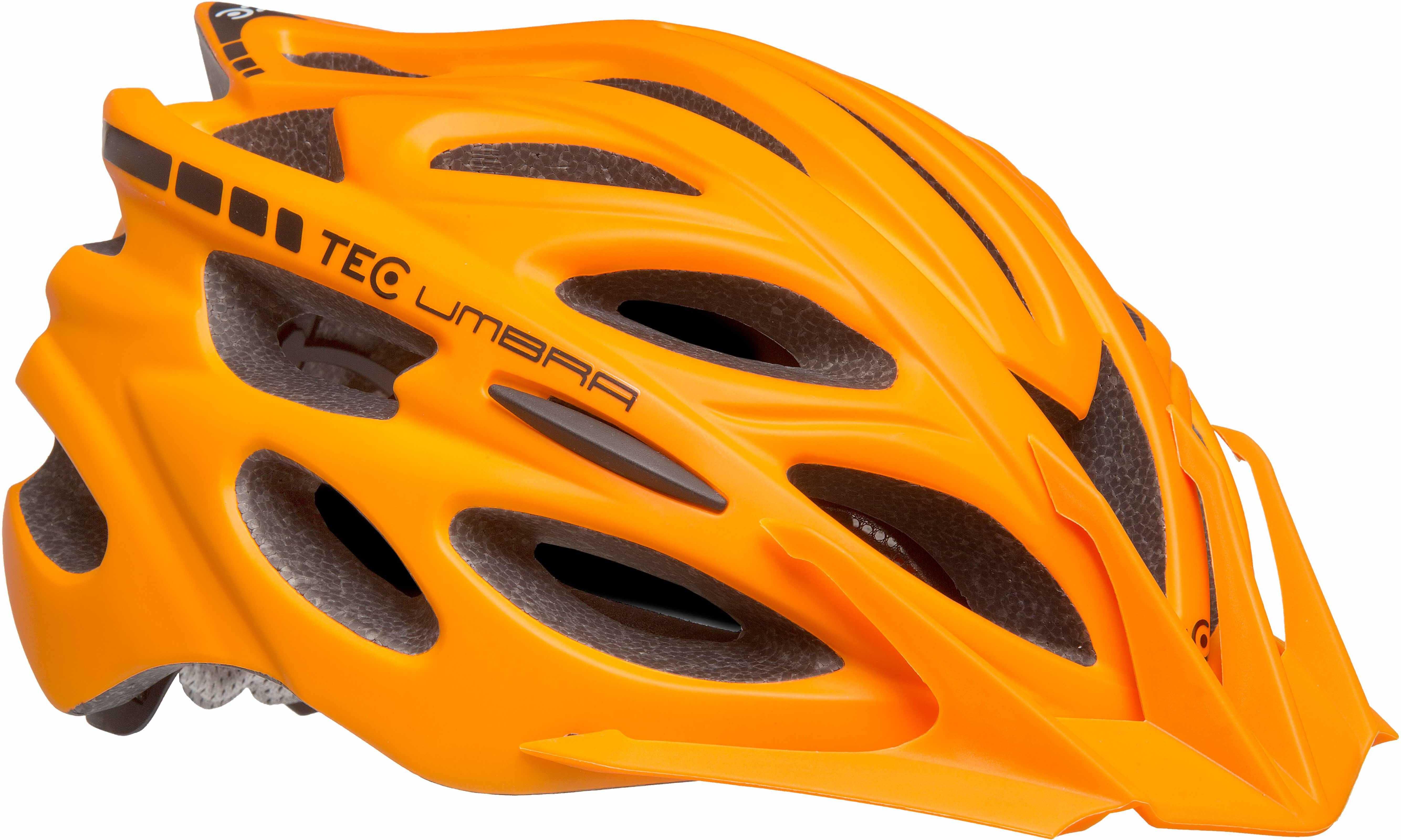 Hjelm TEC Umbra EV1 MIPS orange | Hjelme