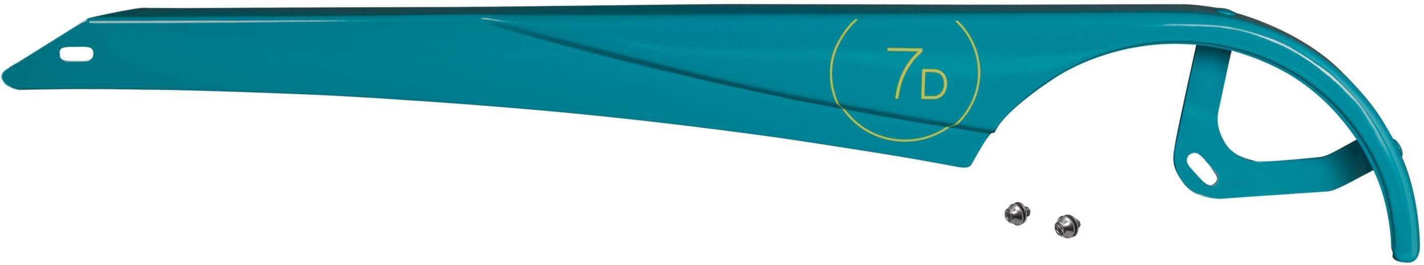Kedjeskydd Electra Townie 7D Ladies grön   Kædeskærme og beslag