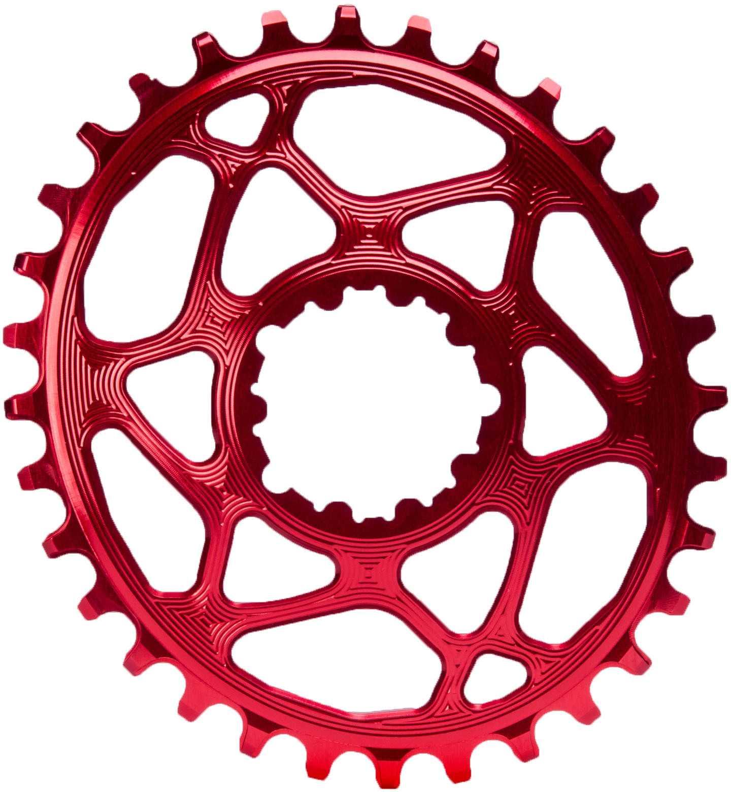 FRONT KLINGE ABSOLUTEBLACK OVAL NARROW-WIDE RACE FACE CINCH 28T RØD | chainrings_component