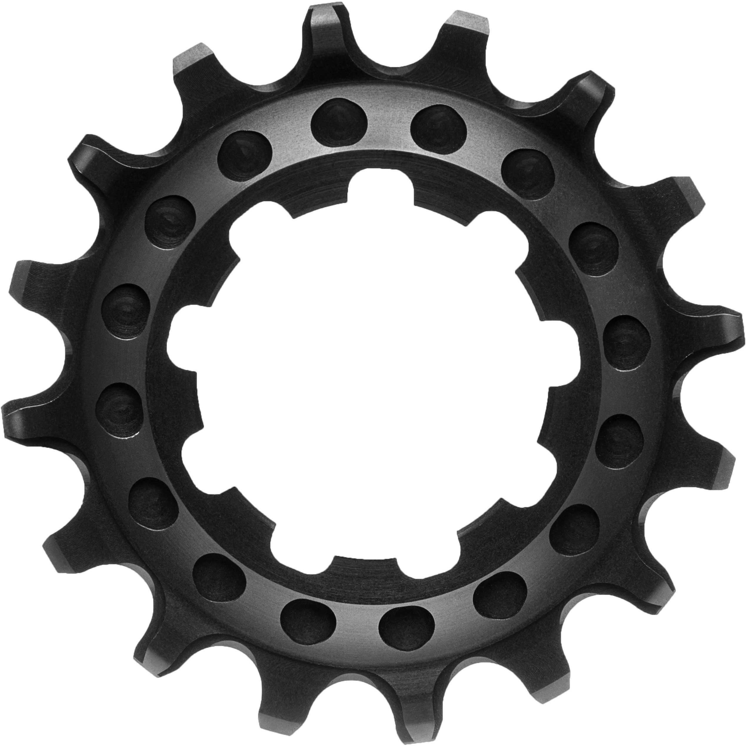 BAGKLINGE ABSOLUTEBLACK SS NARROW-WIDE 16T SORT | chainrings_component
