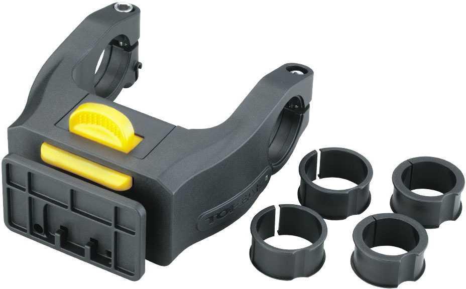 Beslag Styrtaske Topeak Fixer 8E til Elcykler | Handlebar bags