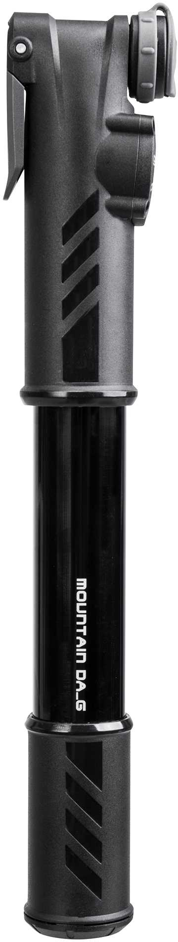 Minipump Topeak Mountain DA G svart | Minipumper