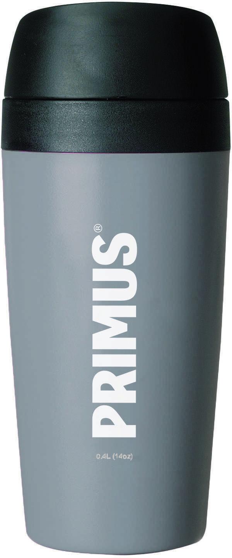 Termosmugg Primus Commuter Mug 400 ml grå | Misc. Transportation and Storage
