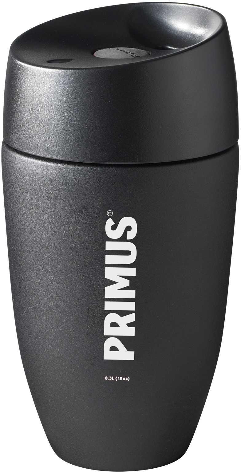 Termosmugg Primus Vacuum Commuter 300 ml svart | City