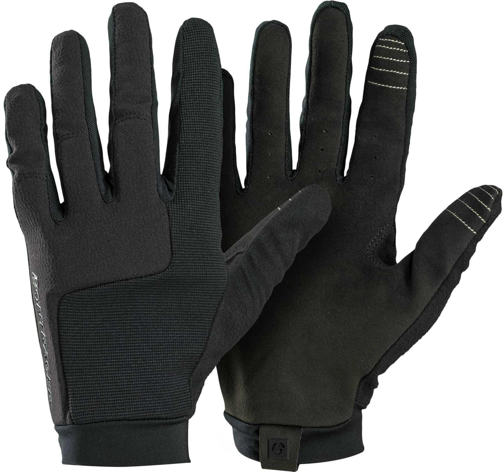 Handskar Bontrager Rhythm dam svart | Gloves