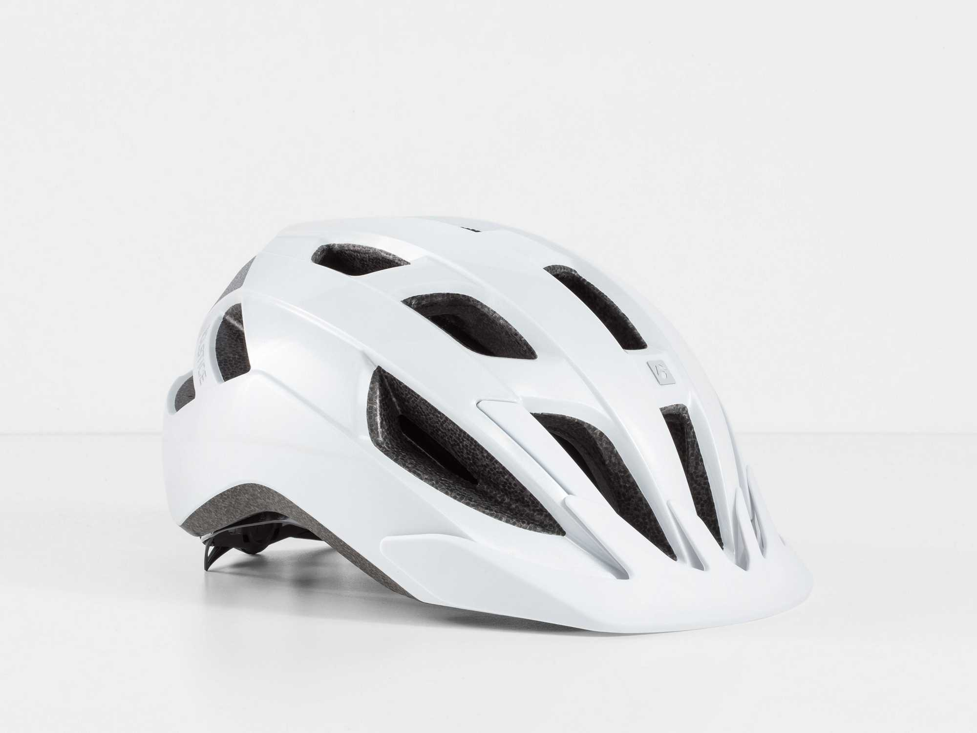 Hjälm Bontrager Solstice MIPS vit | Helmets