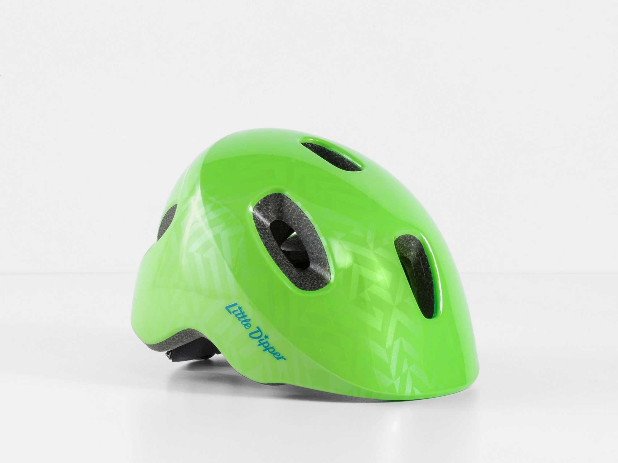 Hjälm Bontrager Little Dipper grön | Helmets