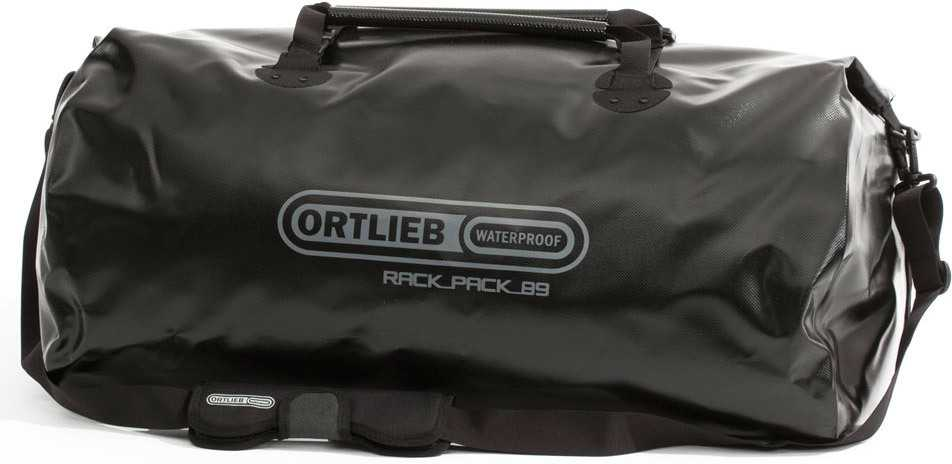Duffel Ortlieb Rack-pack 89 liter svart