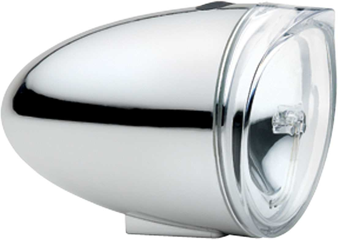 FRAMLAMPA ELECTRA BULLET LED SILVER