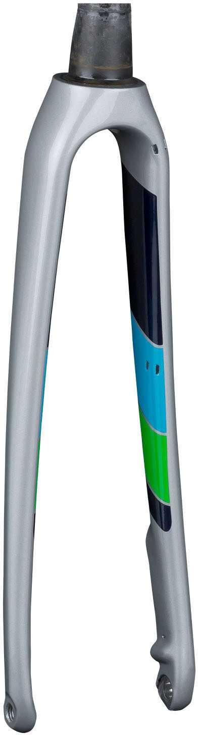 Framgaffel Trek Domane Alr4 Disc 53 mm rake 56-62 cm Quicksilver