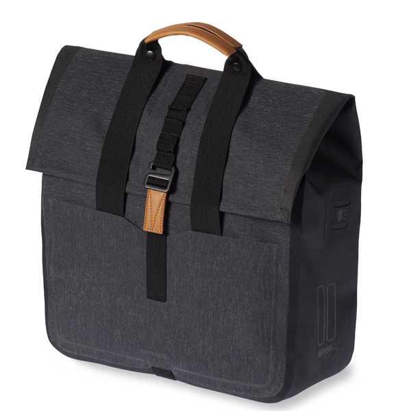 Packväska Basil Urban Dry Shopper 20 l grå