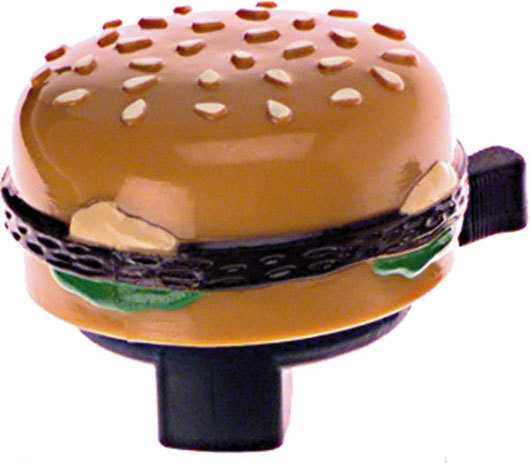 Ringklocka Dimension Hamburger