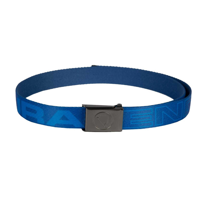 Bælte Endura One Clan Webbing blå one-size | misc_clothes