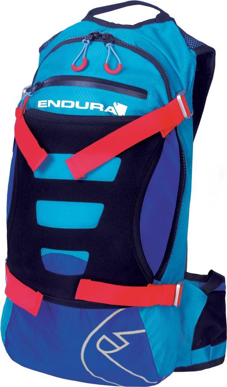 Ryggsäck Endura Singletrack 10 l blå