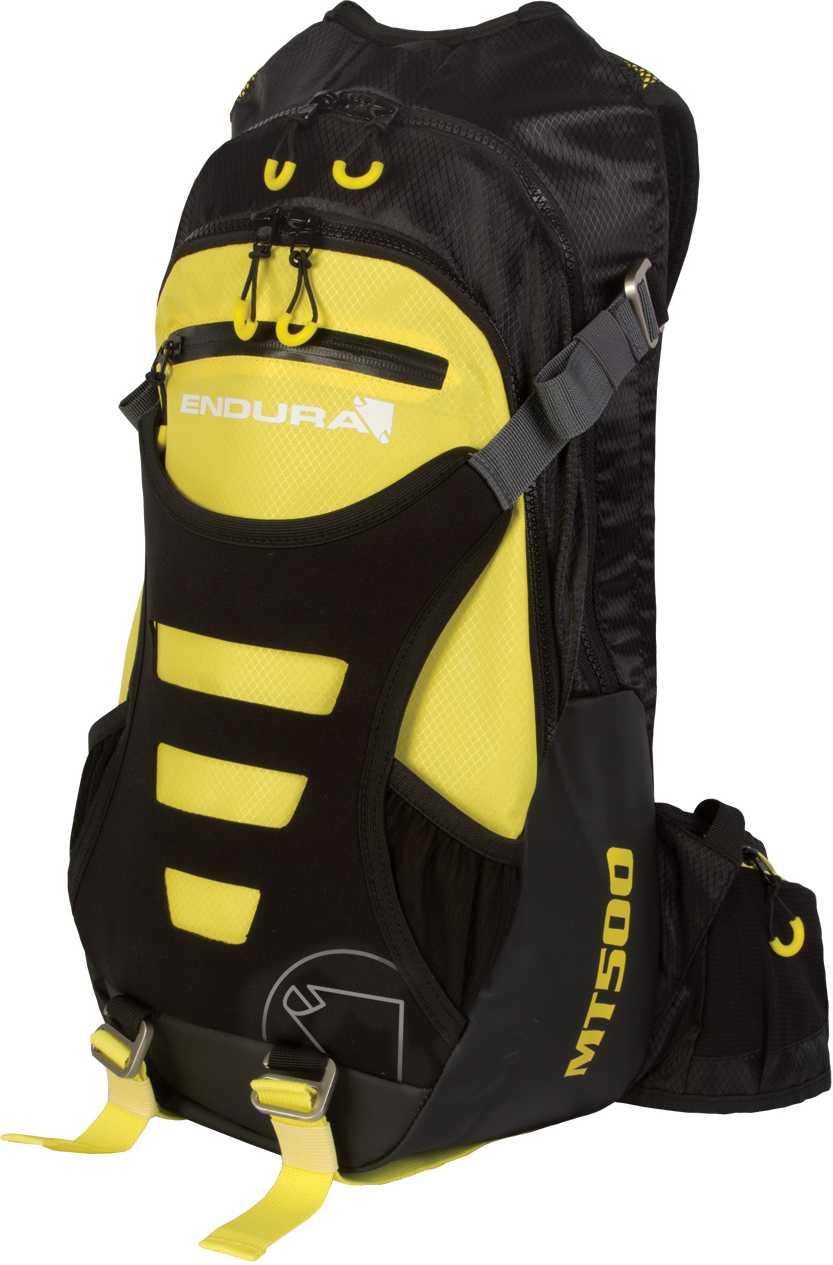 Ryggsäck Endura MT500 Enduro 15 l gul/svart