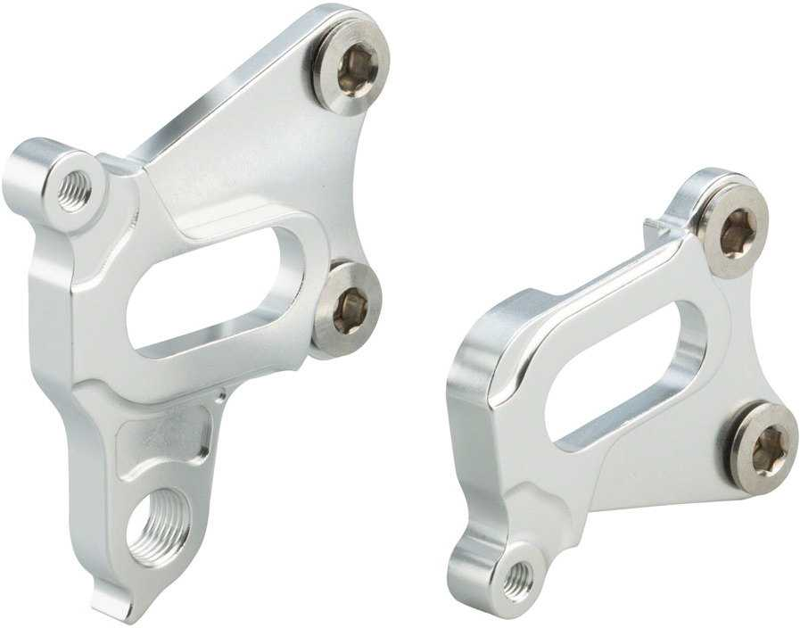 Bakgaffeländar Surly MDS Chips 12 mm thru-axle horisontal dropout med växelöra 1 par | Frames