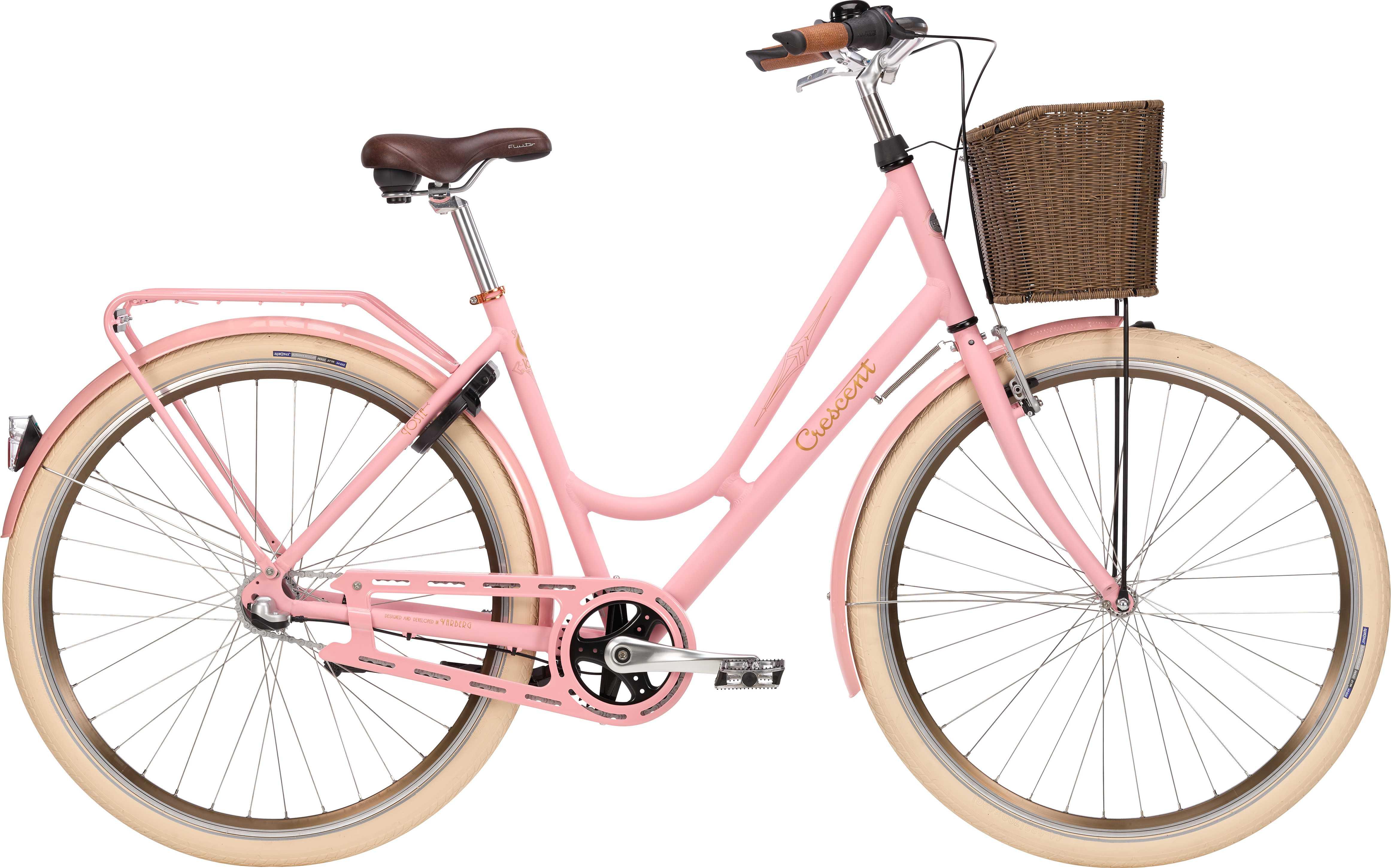 Crescent Toste matt rosa 51 cm