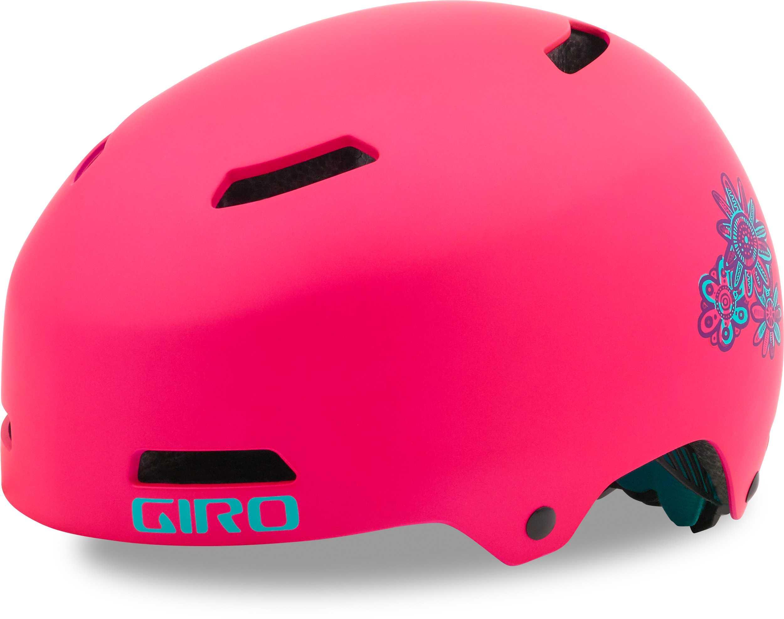 Giro Dime FS - Cykelhjelm - Str. 51-55 cm - Mat Sort   Helmets