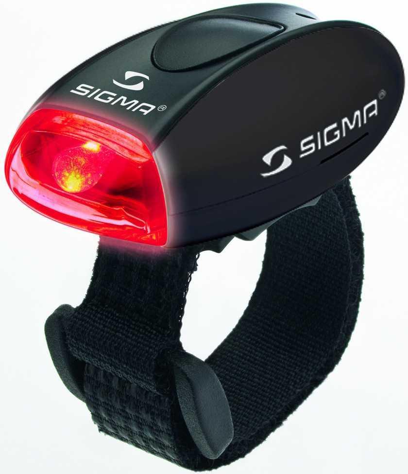 Baklampa Sigma Micro svart