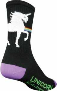 Strømper Sockguy Unicorn Express | Socks