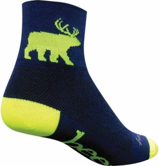 Strømper Sockguy Bear Me | Socks