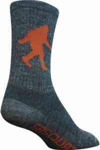 Strømper Sockguy Wool Sasquatch | Socks