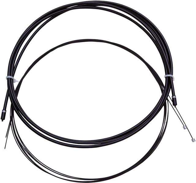 SKIFTEKABELSÆT SRAM RACER/MOUNTAINBIKE 4 MM SORT | Gear cables
