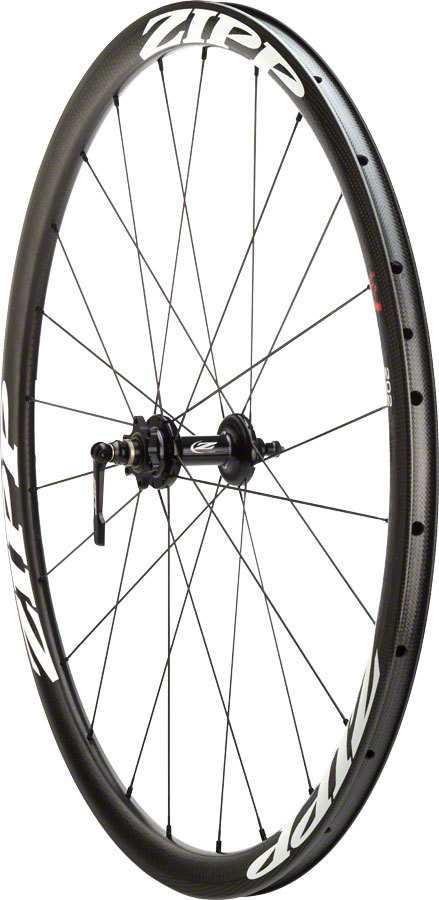 Forhjul Zipp 202 Firecrest Disc IS kanttråd hvid mærkat | Forhjul