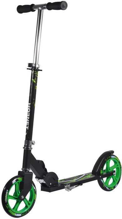 "Sparkcykel City Scooter Big Wheel Hornet Aluminium (8""hjul)"