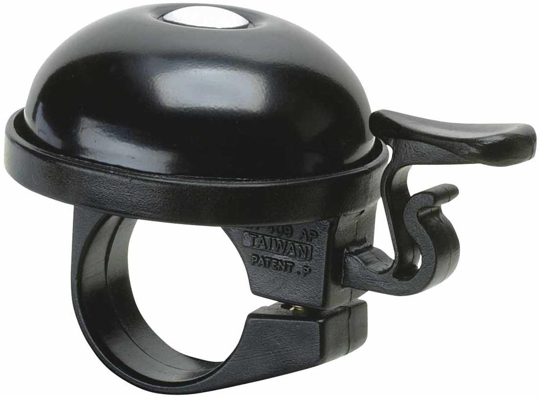 Ringklocka Spectra Mini svart